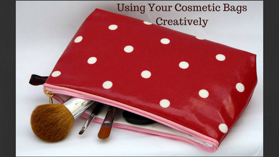 Use of Spare Cosmetic Bags